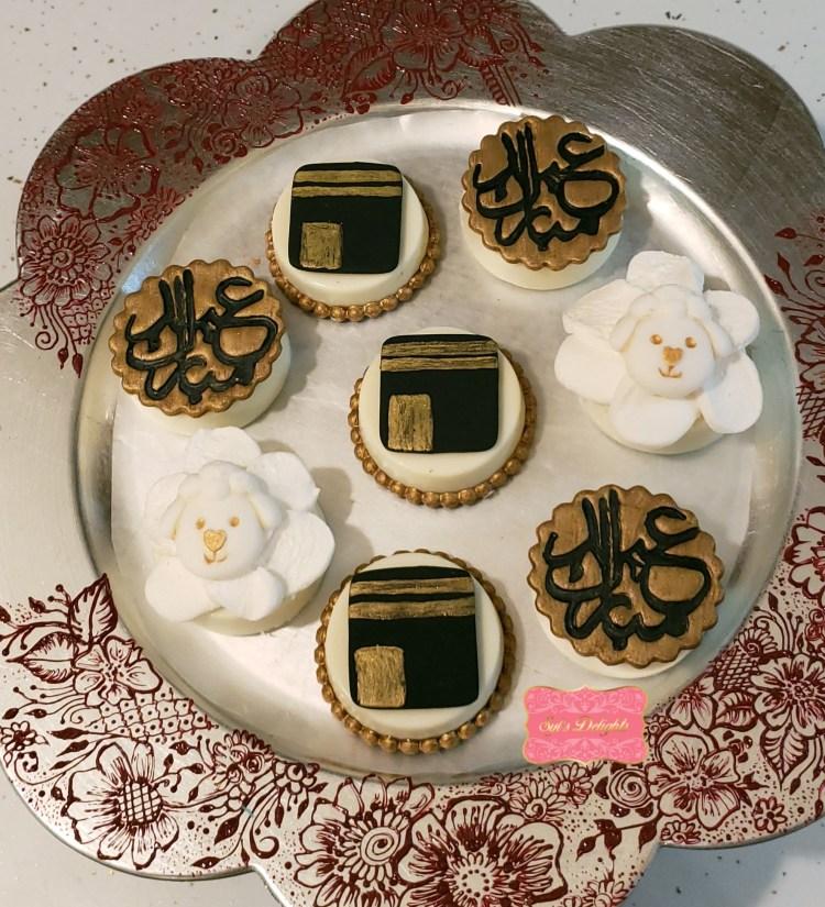 Eid-ul-Adha cookies