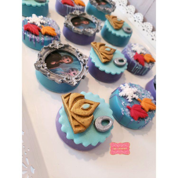 Frozen2 Oreo cookies