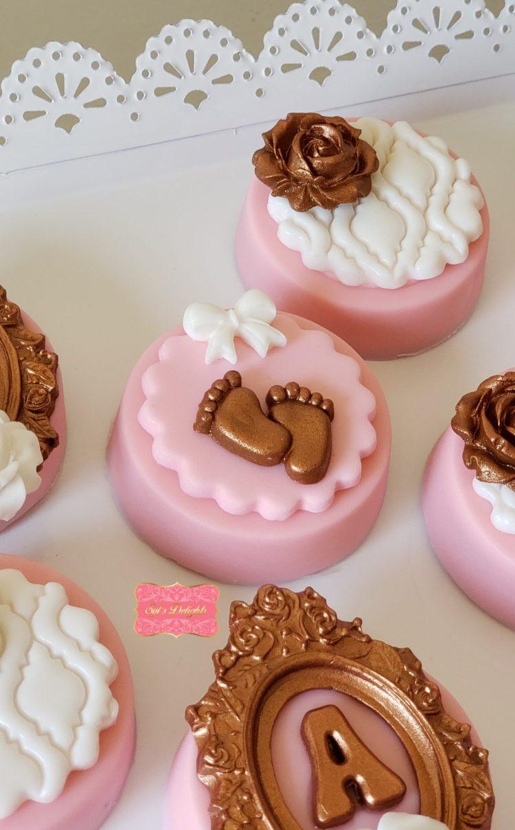 Babyfeet Oreo cookies