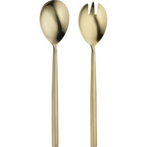 rush-gold-serving-spoons