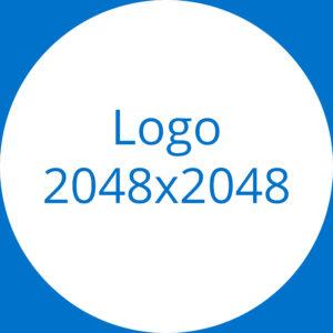 Le logo, au format 2048 x 2048 pixels.