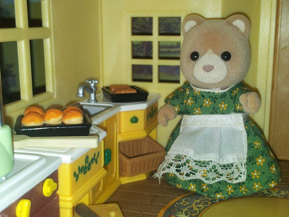Sycamore Cottage Sylvanian Families