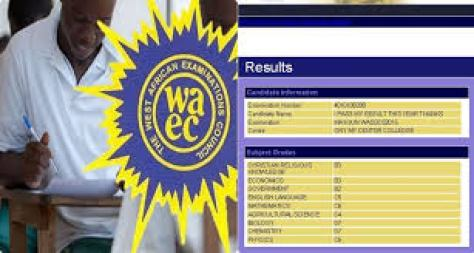 WAEC May/June 2018 Result - check your Result Online