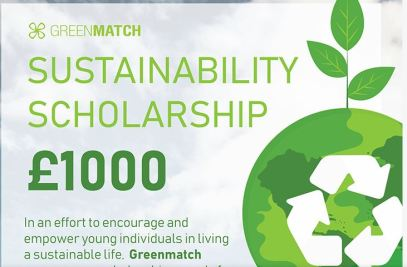 Sustainability Scholarship GreenMatch