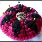 Flower Mandala Pin Cushion