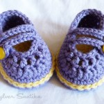 Baby Two Strap Mary Janes
