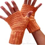 Quick & Easy Fingerless mitts