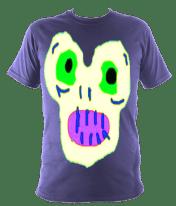 MagicMoster Kids T-Shirt (Violet) £36 Sizes: 5-6, 7-8, 9-10, 11-12, 13-14,