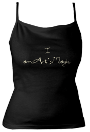 Art Camisole (Black) £29