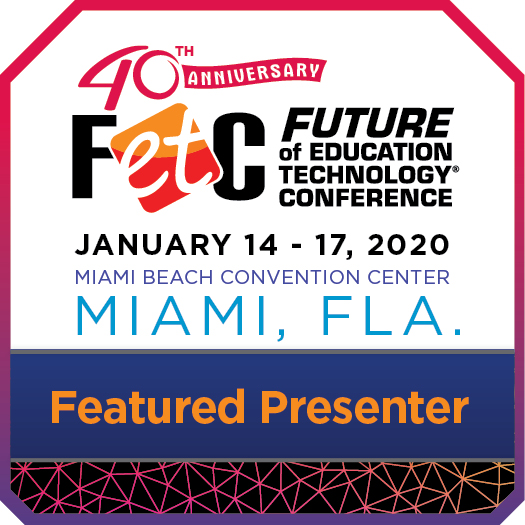 FETC Featured Speaker Badge