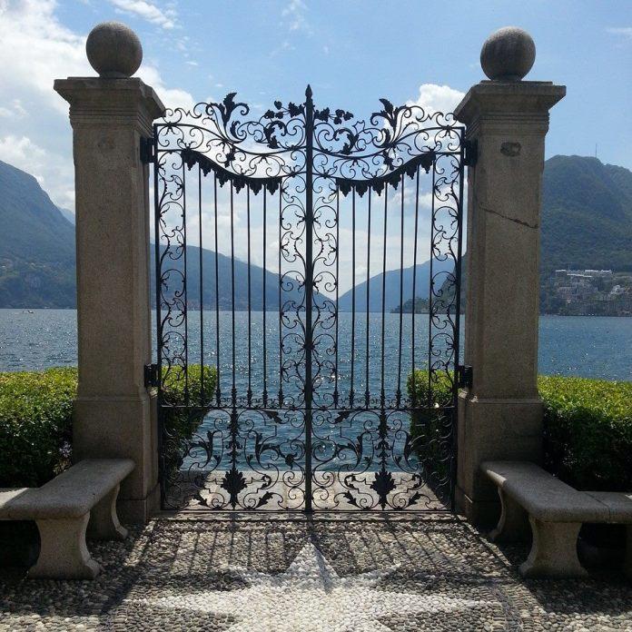 Lugano am See