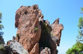 Teuflische Felsen