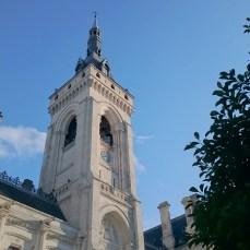 Kirche am Tag