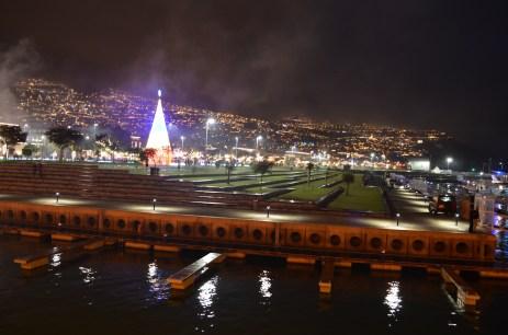 Silvester in Funchal