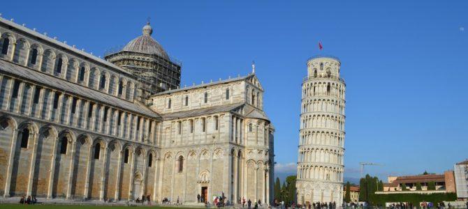 Pisa und das beste Restaurant Italiens