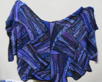 linear knitting