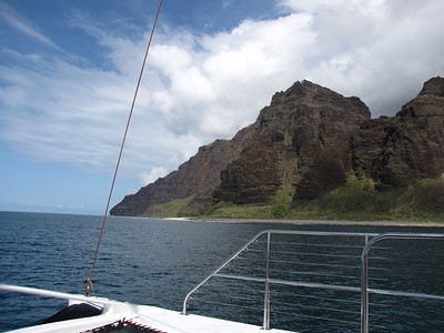 NaPali Coast and Whale Watching
