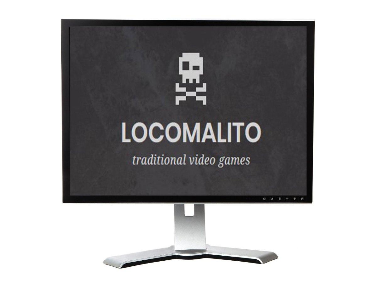 Locomalito 14 remakes retro παιχνιδιών σας περιμένουν