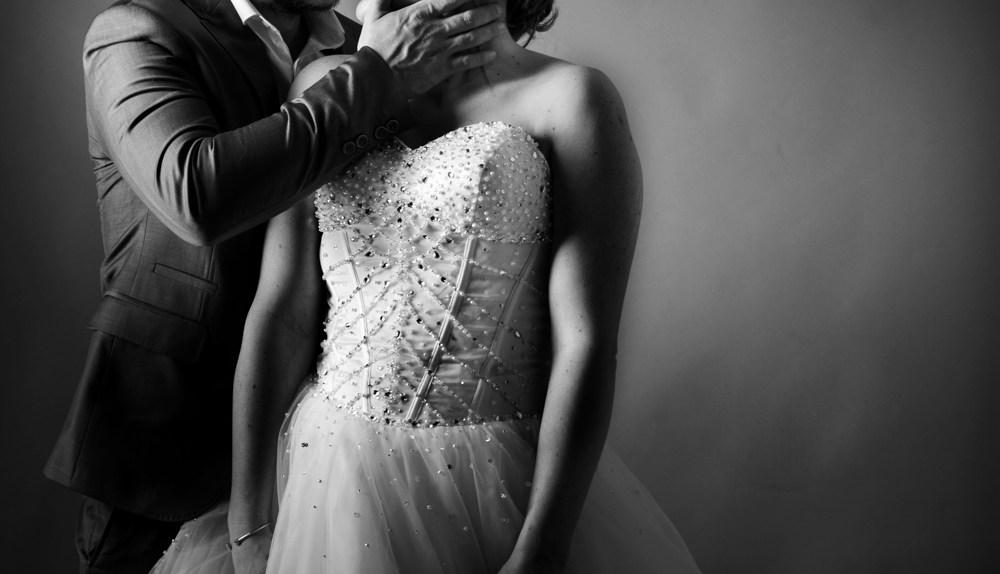 photo de mariage Portrait lisieux