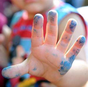 Montessori - le toucher