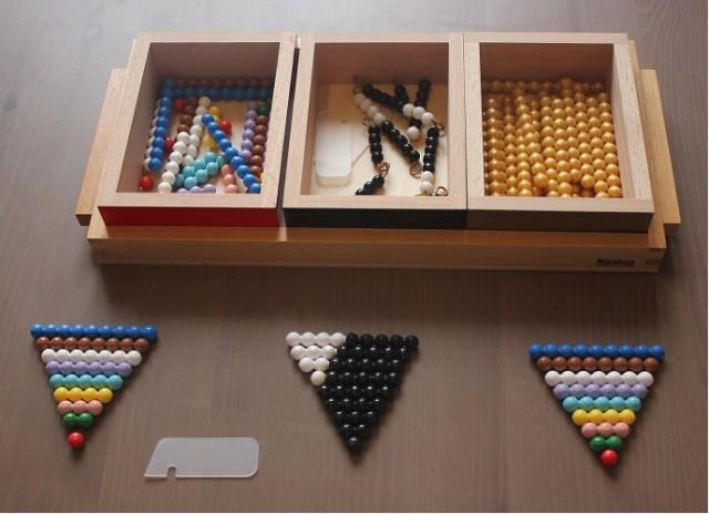 Montessori pyramide