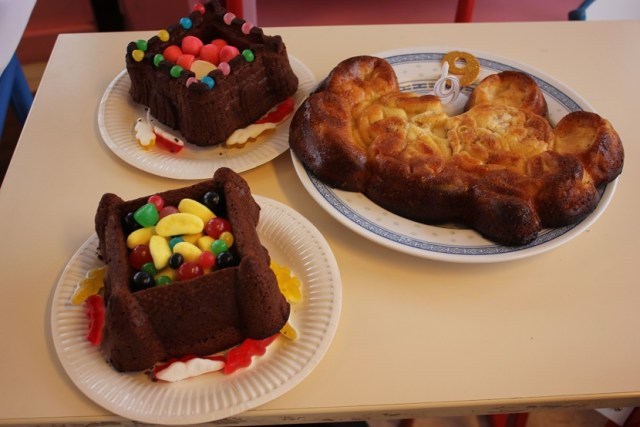 Montessori - gâteaux