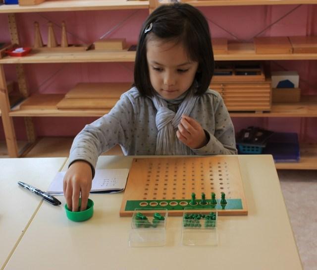 Montessori division