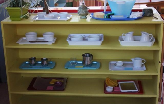 Montessori autonomie