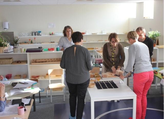 Montessori opérations