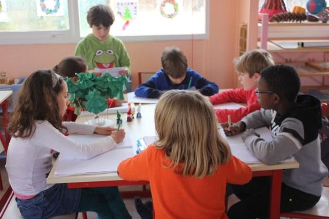 Montessori responsabilités