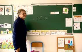 Montessori enseignant