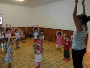Montessori sports
