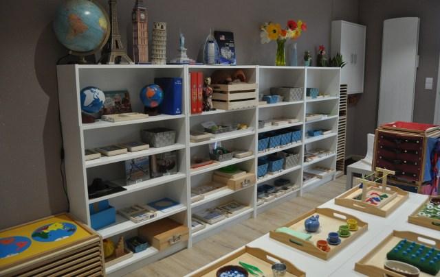 Montessori vie pratique connaissance du monde