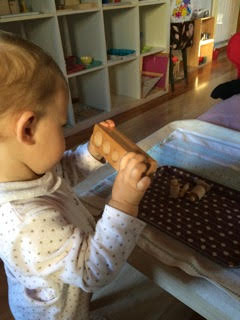 Montessori sensoriel