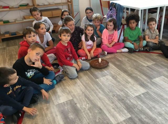 Montessori sociabilisation
