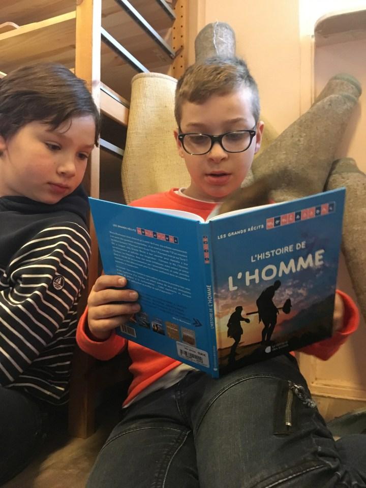 Les Grands Récits de Maria Montessori en livres pour les enfants