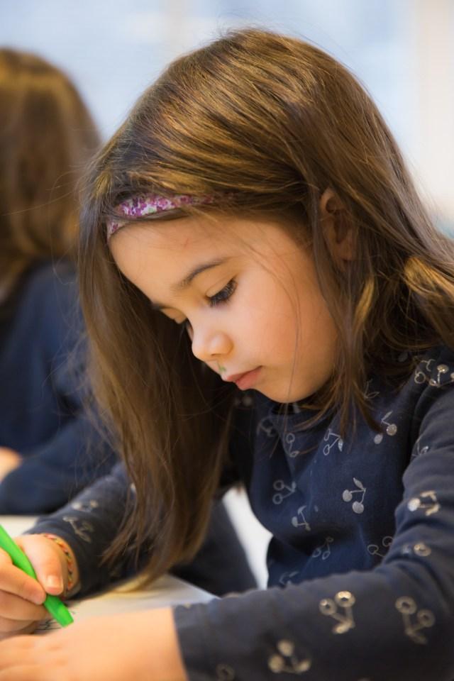 Montessori volonté