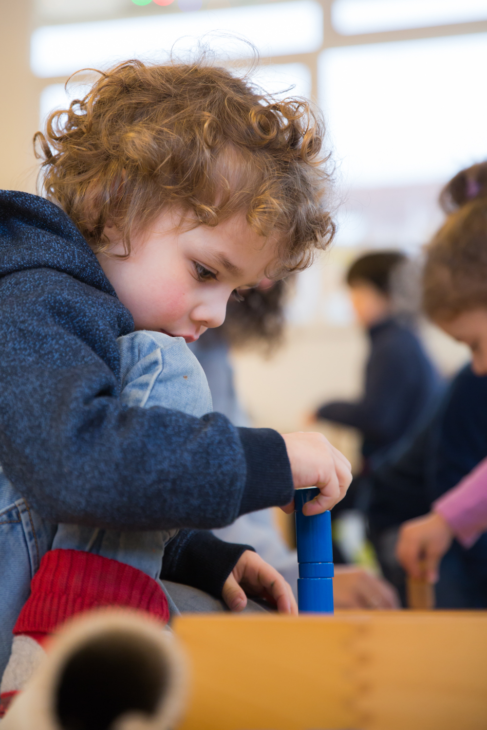 Montessori apprentissage
