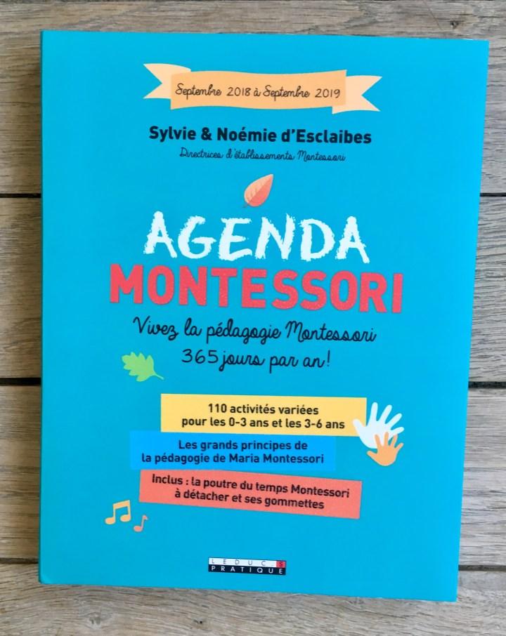 Un agenda Montessori