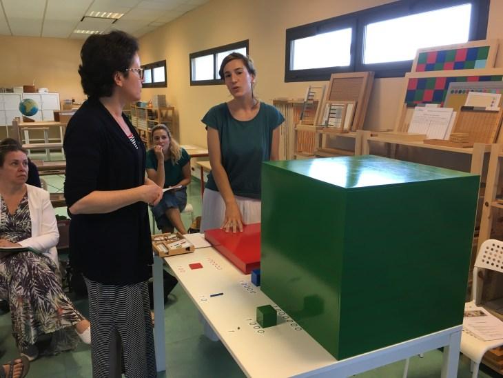 Montessori - pratique