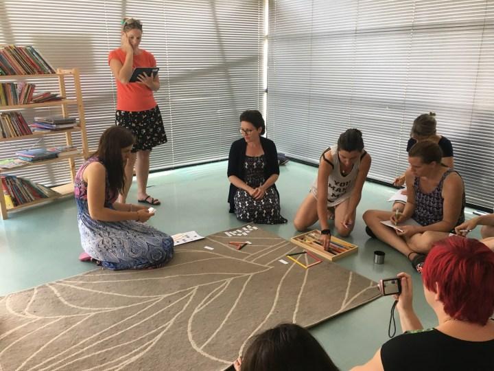 Formez-vous à la pédagogie Montessori pendant les prochaines vacances