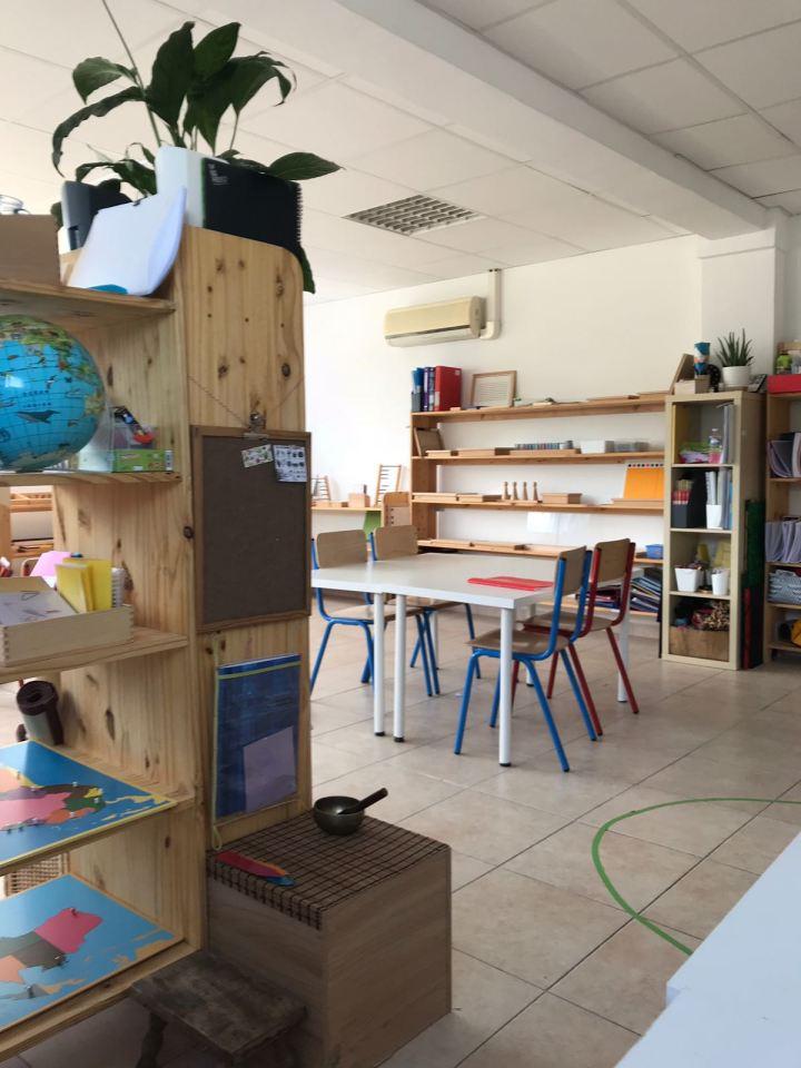 L'école Montessori Internationale de Marseille