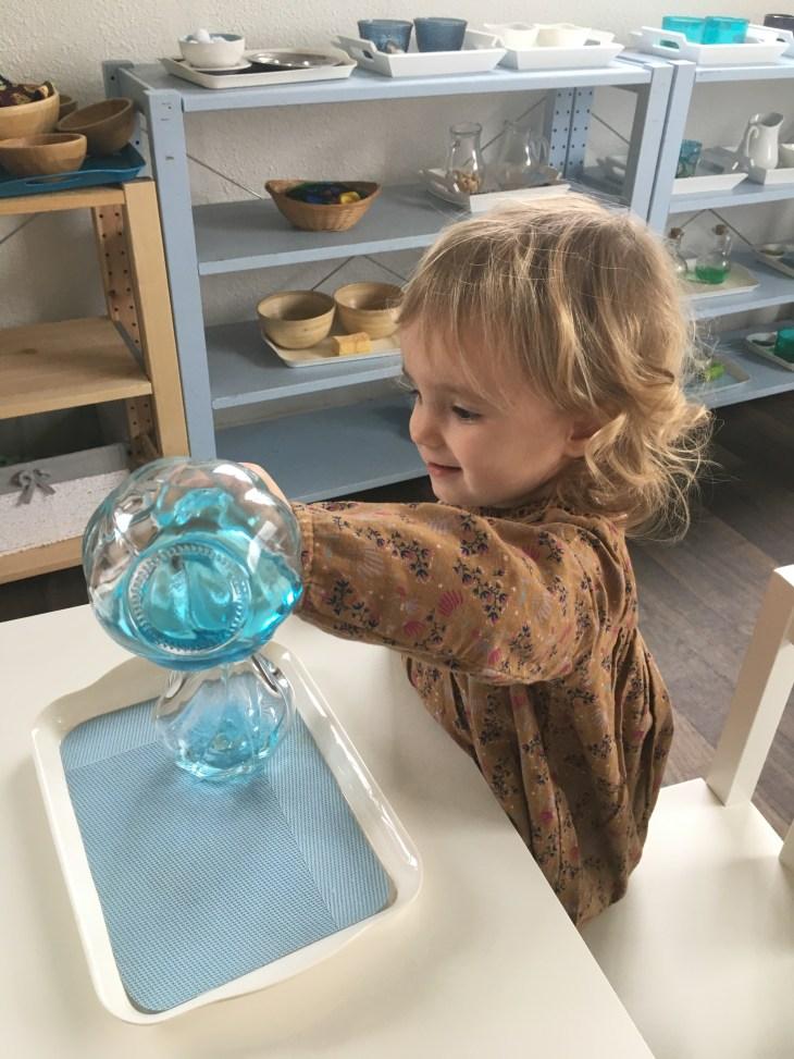 Montessori pédagogie