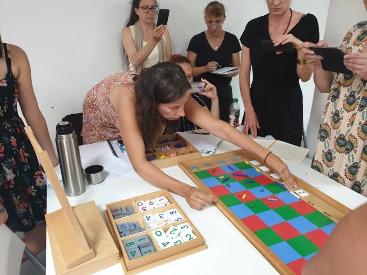 Formations Montessori pour enseigner auprès des enfants de 6 à 12 ans