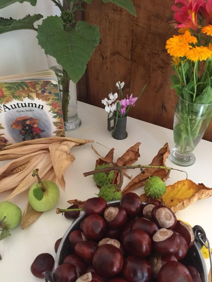 Une fête pour l'automne !