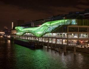 Cité de la Mode et du Design: Les Docks