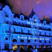 Centenaire MARTELLCordon Bleu à Monaco