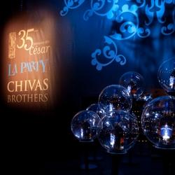 « LA PARTY» soirée officielle post-César