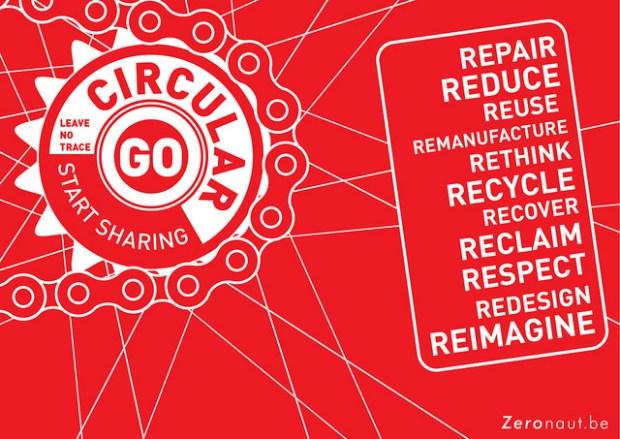 Go Circular CCBY Zeronaut.be via Flickr