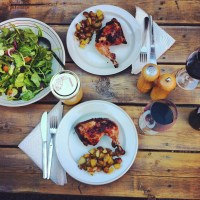Coup de coeur BBQ: la cuisse de poulet!
